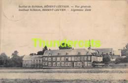 CPA LOUVAIN LEUVEN INSTITUT DE BETHLEEM HERENT VUE GENERALE - Leuven