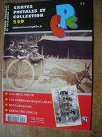 Cartes Postales Et Collection N° 249 Juin Août 2011 - Francese