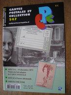 Cartes Postales Et Collection N° 247 Fév-mars 2011 - Francese