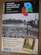 Cartes Postales Et Collection N° 245 Août-oct 2010 - Français