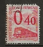 FRANCE:, Obl., CP( Petits Colis ) N° YT 35, AB - Parcel Post