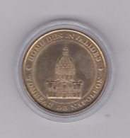 Dôme Des Invalides 2007 MDP - Monnaie De Paris