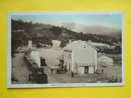 Solenzara ,gare ,train - Autres Communes