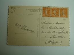 Daguin Royat Guerit Coeur Arterio Sclerose  Flamme Omec - Postmark Collection (Covers)