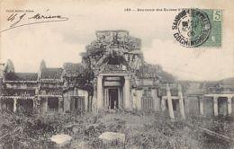Cambodge - Souvenir Des Ruines D'Angkor 6 - Ed. Planté 149. - Cambodge