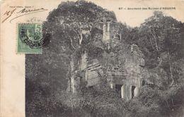 Cambodge - Souvenir Des Ruines D'Angkor 8 - Ed. Planté 87. - Cambodge