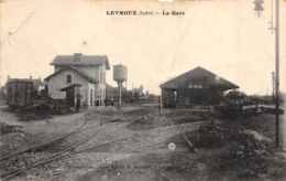 Levroux (36) - La Gare - Non Classés