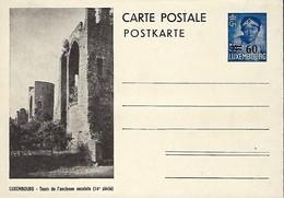 Luxembourg  -  Carte Postale - Postkarten - Echternach - Hôtel De Ville ( Dingstuhl ) - Entiers Postaux