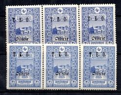 Cilicie Maury N° 62 Deux Bandes De Trois Neufs ** MNH. TB. A Saisir! - Cilicie (1919-1921)