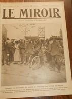 Le Miroir. N°42. 13 Septembre 1914. Le Général Leman A Fait Sauter Son Fort.Réfugiés Dans Des Cabines De Bains. - 1900 - 1949