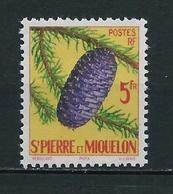 SAINT PIERRE ET MIQUELON 1958 . N° 359  . Neuf ** (MNH) . - St.Pierre Et Miquelon