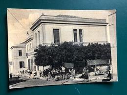 BALESTRATE (PALERMO) SCUOLE ELEMENTARI 1958 - Palermo
