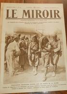 Le Miroir. N°43. 20 Septembre 1914. Tirailleurs Marocains.Chasse Au Taube Aux Environs De Paris. - 1900 - 1949