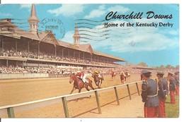 CHURCHILL DOWNS DERBY DAY, LOUISVILLE  KENTUCKY - Louisville