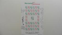 Europe > France > 1945-.... > 2013-... Marianne De Ciappa-Kawena :Feuille Neuve N° F4774 A  :Luxe - 2013-... Marianne De Ciappa-Kawena