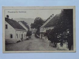 Dolenjska 6070 Osilnica 1924 Ed Safar Gasparci - Slovenia