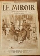 Le Miroir. N°44. 27 Septembre 1914. Bombardement Du Village De Barcy. Les Mortiers Qui Ont Bombardé Liège. - 1900 - 1949