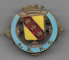 A. B. N. T. - Insigne En Métal émaillé - Insignes & Rubans