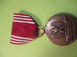 Médaille De Bon Conducteur/USA/ Good Conduct Army/Efficiency Honor Fidelity/avec étui /  Vers 1950-1980   MED334 - USA