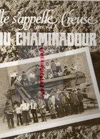 23- SARDENT - 33 TOURS ELLE S' APPELLE CREUSE CREEE PAR LOU CHAMINADOUR- BATTEUSE ETS. MERLIN- EMILIZ DUMRDNIZUD - Vinyl Records
