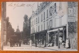 Becon Les Bruyères Place De La Croix Blanche.E21 - France