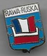 Camp De Concentration RAWA RUSKA ( Pologne ) Insigne Drago - Insignes & Rubans