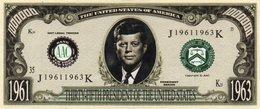 USA-FANTASY DOLLARS-JOHN KENNEDY-UNC - USA
