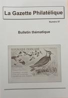 Revue Thématique N°57 : Feutres De Pression Et Les Rouleaux Toucheurs, Entiers Postaux De Propagande Du Café, Papillons - Motive