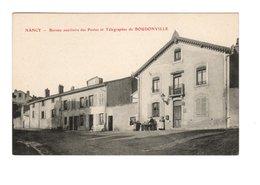 NANCY (54) - Bureau Auxilliaire Des Postes Et Télégraphes De BOUDONVILLE - Nancy