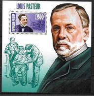 NIGER  BF 186  * *  ( Cote 15e ) Louis Pasteur  Medecine - Louis Pasteur