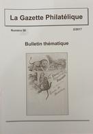 Revue Thématique N°56 : Entiers Postaux De La Poste Privée De Munich,  Vignettes Curtiss,  Chappe, Fancy, Le Royal Excha - Motive