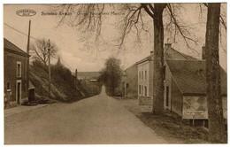 Somme-Leuze - Grand Route Vers Marche - Edit. Tirtiaux - Thirion, Négociant - 2 Scans - Somme-Leuze