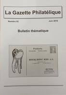 Revue Thématique N°53 : Entiers Postaux Publicitaires D'Italie (1919-1923), Entiers Postaux Roumains Annulés, Poste Priv - Motive