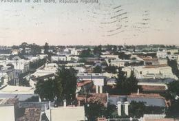 ARGENTINA......Panorama De San Isidro - Argentine