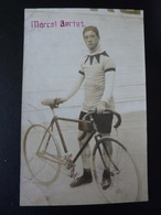 M. Berthet World Record 1907 & 1912 France Radsport Cyclisme Velo Fahrrad - Cyclisme