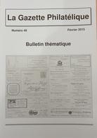 Revue Thématique N°49 : Timbres Publicitaires D'Allemagne (1911) Entiers Postaux Illustrés De Grèce (1900-1903) Cartes G - Motive