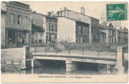 FRESNES EN WOEVRE - Les Magasins Réunies - Francia