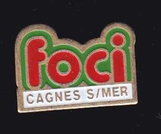 63237-Pin's-Foci.Cagnes Sur Mer.photo. - Fotografia