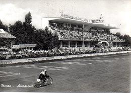 AUTODROMO - CIRCUITO DI MONZA - PASSAGGIO DEL GP MOTOCICLISMO SUL RETTIFILO PRINCIPALE - N 186 - Sport Moto