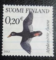 Fine Stamp From Finland, Bird, Year 2017, Used - Finlandia