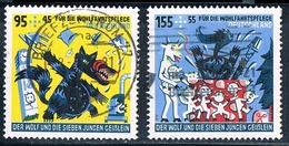 2020  Wohlfahrtsmarken  (95 Cent Wert + 155 Cent Wert) - [7] West-Duitsland