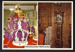 Crown Jewels, Waterloo Barracks Replica At Woodleigh Replicas Near Kensington Prince Edward Island PEI Canada - Ile Du Prince-Édouard