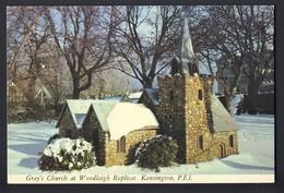 Gray's Church  At Woodleigh Replicas Near Kensington Prince Edward Island PEI Canada - Ile Du Prince-Édouard