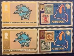AITUTAKI - MNH** - 1974 - # 102/103 - Aitutaki