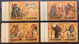AITUTAKI - MNH** - 1977 - # 152/159 - Aitutaki