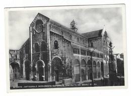 4372 - BITONTO CATTEDRALE MONUMENTO NAZIONALE COSTRUITO SECOLI XI - XII 1954 - Bitonto