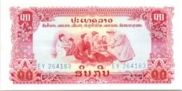 Billet Laos 10 Kip - Laos