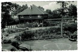 Honnay- Pondrôme - Hôtel - Restaurant L'Ermitage Canadien - R. Van Der STRATEN-WAILLET - 2 Scans - Beauraing