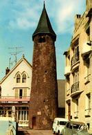 54 - NANCY - TOUR DE LA COMMANDERIE DES CHEVALIERS DE SAINT-JEAN - Nancy