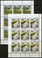 YOUGOSLAVIE: N°2431/2432 ** En Feuilles     - Cote 81€ - - Unused Stamps